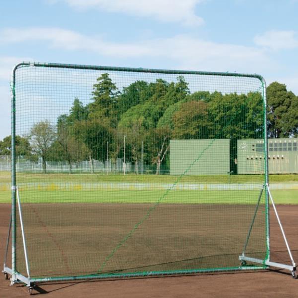 ネット 防球 フェンス ネット 野球 防球ネットDX 3×3CS EKC203 特殊送料【ランク:F】 【ENW】 【QCA04】
