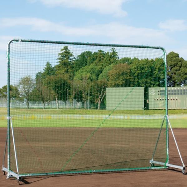ネット 防球 フェンス ネット 野球 防球ネットDX 4×3CS EKC204 特殊送料【ランク:F】 【ENW】 【QCA04】
