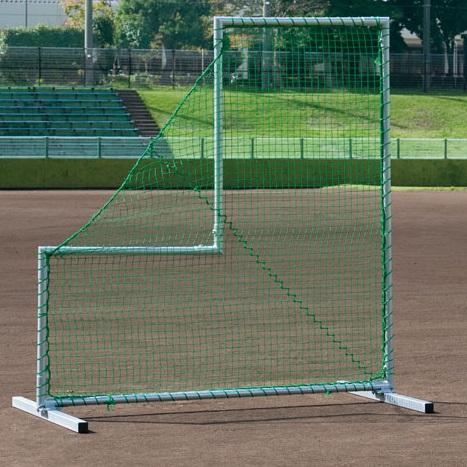 ネット 野球 ネット ピッチング 防球ネット ピッチャーネットDXS EKC211 特殊送料【ランク:Q】 【ENW】 【QCA04】