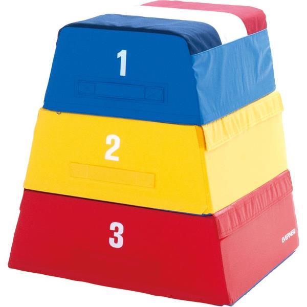 跳び箱 とび箱 ソフト 体操 フォームとび箱60 EKF331 特殊送料【ランク:E】 【ENW】 【QCA25】