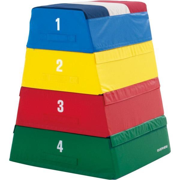 跳び箱 とび箱 ソフト 体操 フォームとび箱80 EKF332 特殊送料【ランク:E】 【ENW】 【QCA04】