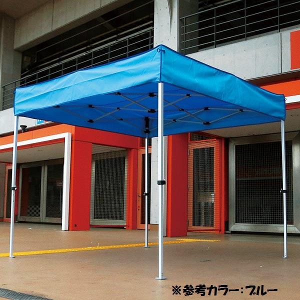 テント ワンタッチ テント 大型 テント ワンタッチ 大型 かんたんてんと3 メッシュ 平屋根型 KA/1212WAMF 送料【お見積】【SWT】