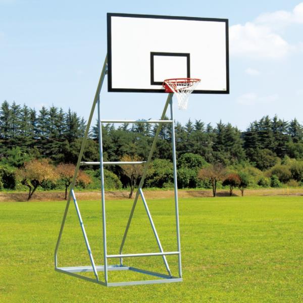 バスケットゴール バスケ ゴール バスケ 学校用 S-9365 バスケットゴール 一般用 定置式 送料【お見積】【SWT】【QCA25】