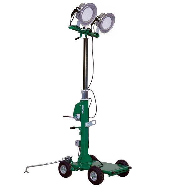 ナイター照明 照明 LEDライト S-9549 移動式ナイター LED 送料【お見積】【SWT】