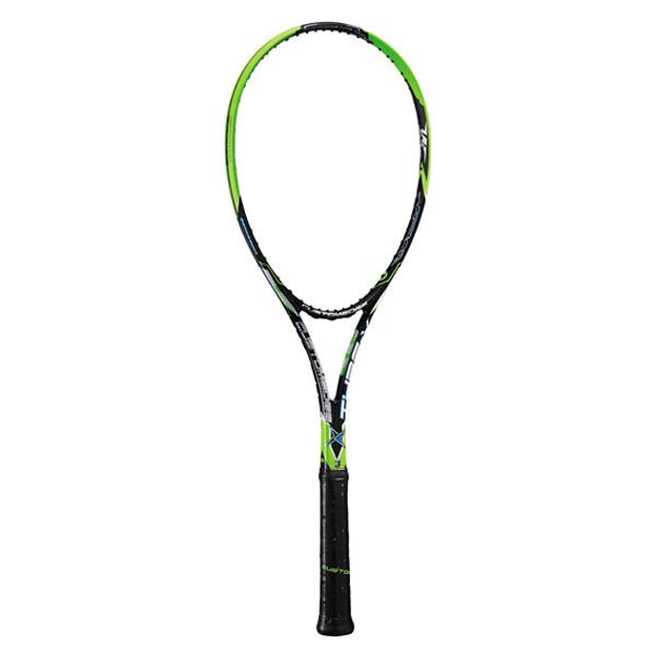 テニスラケット ラケット ソフトテニス ラケット ゴーセン カスタムエッジ タイプ X BG 【GOS】