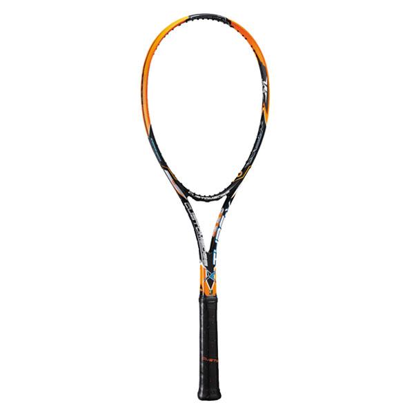テニスラケット ラケット ソフトテニス ラケット ゴーセン カスタムエッジ タイプ X SO 【GOS】【QCA25】