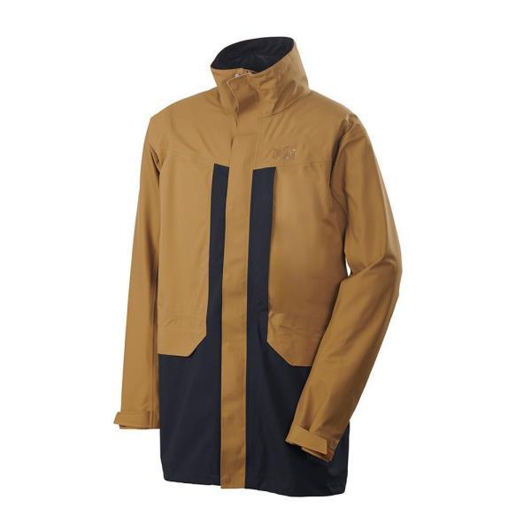 ジャケット メンズ コート メンズ 防水ジャケット TYPHON 50000 WARM ST PARKA HONEY MUSTARD 【JSM】【QCA25】