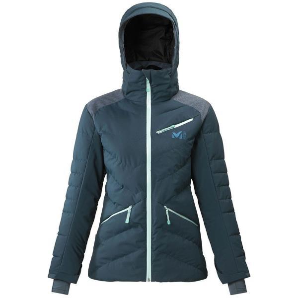 ジャケット レディース スキーウェア パーカー レディース HEIDEN STRETCH JKT W ORION BLUE 【JSM】【QCA25】