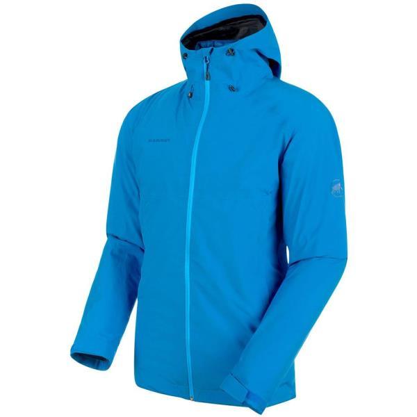 パーカー メンズ ジャケット メンズ ウィンドウェア メンズ Convey 3in1 HS Hooded Jacket Men IMPERIAL-ULT 【MAT】