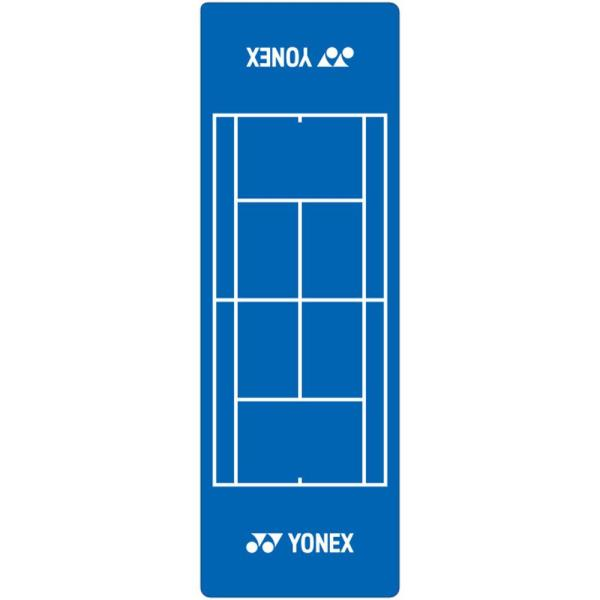 ヨネックス トレーニングマット 格安 価格でご提供いたします ストレッチマット マット AC512-002 ブルー YNX QCB27 交換無料