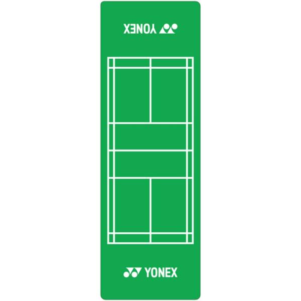 ヨネックス トレーニングマット ストレッチマット 超人気 専門店 マット OUTLET SALE グリーン QCB27 AC512-003 YNX