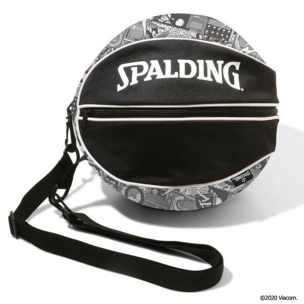 スポルディング 新着セール ボールバッグ ボールケース 返品交換不可 バスケ バッグ QCB27 49-001MT ミックステープ SP MTV
