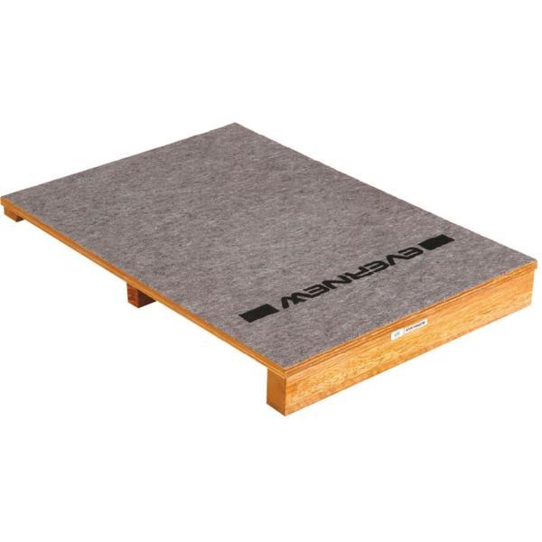激安通販ショッピング エバニュー 感謝価格 踏切板 とび箱 ふみきり板 跳び箱 EKF434 90M 送料ランク QCB27 カ ENW