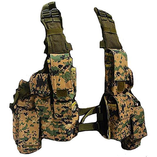 US ARMYVEST (グリーン)(フリーサイズ) (TK115871/#099-CM) US【QBI25】, パーツエアロ:1fef4c70 --- ww.ukcleaningltd.co.uk