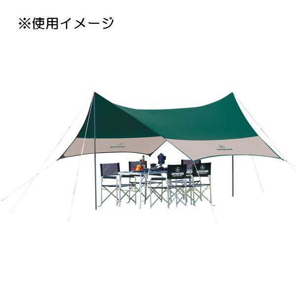 CS ヘキサタープUV(サイドポール2本付) (AP115969/M-3151)【QCA04】