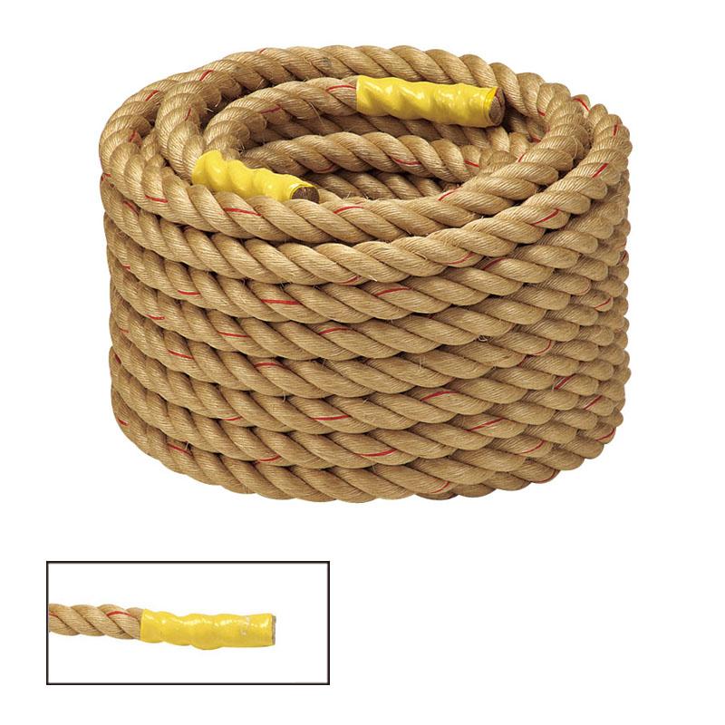公認綱引ロープ 一般 (JS119004/EKA775)【分類:運動会】