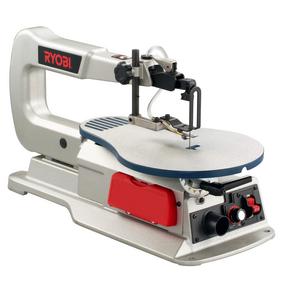 卓上糸ノコ盤 フトコロ寸法400mm (RY146133/TFE-450)【QCA04】
