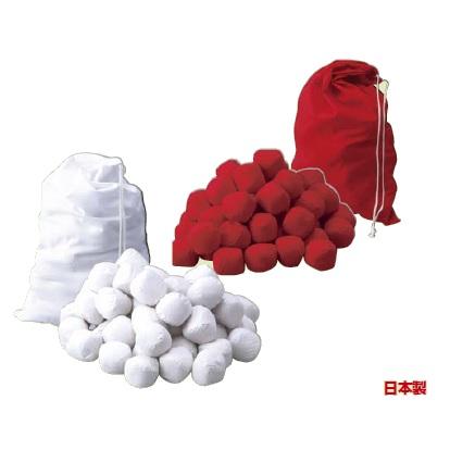 紅白玉100個セット(紅・白各50個) (ES168715/S-455)【QCA04】