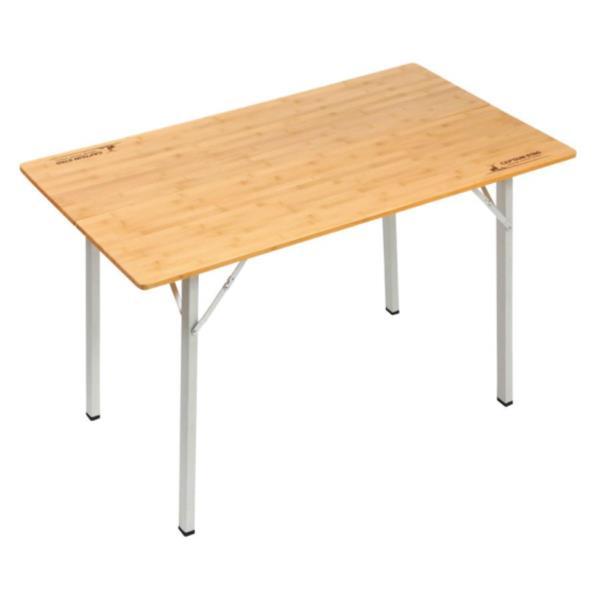アルバーロ 竹製フォールディングテーブル (AP189904/UC-502)【 UC-502 】【UA-0502】【QBJ38】