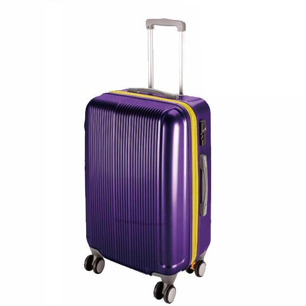 CS スーツケース(TSAロック付きダブルファスナータイプ) S/ウルトラマリン (AP189947/UV-39)【 UV-0039 】【UV-0039】