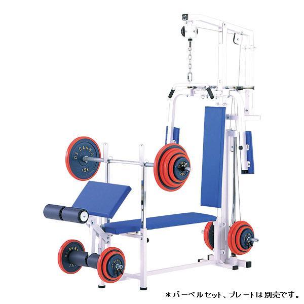 コンビネ-ションベンチ7 D-577 特殊送料【ランク:S-1】 【DAN】 【QCA25】