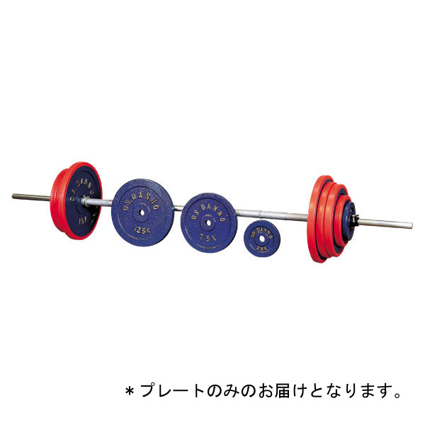 B型プレ-ト(穴径 29mm) 12.5kg (JS198692/D-626)【QBI35】