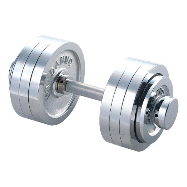 固定式ダンベル 15kg (JS198768/D-782)