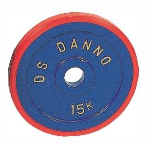 ダンベル ウエイト アレー A型プレ-ト 15kg(カバー付) D-926 特殊送料【ランク:B-1】 【DAN】 【QCA04】