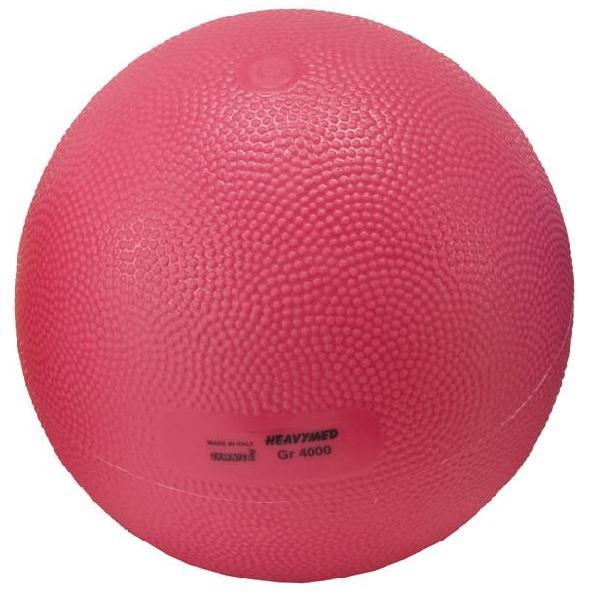 ヘビーメディシン 4000(ピンク) (JS199399/D-5978)【QBJ38】