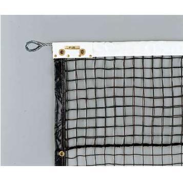 ネット 試合用 硬式テニスネット 硬式ステンレスブレード192 (ブラック) D-6154BK 特殊送料【ランク:E-1】 【DAN】 【QCA25】