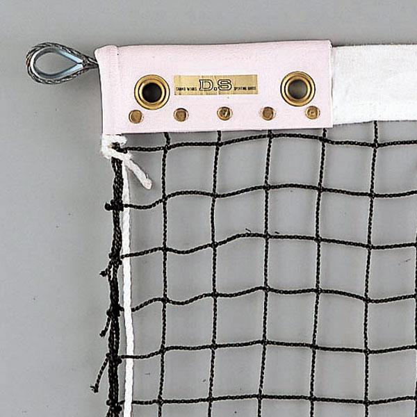 ネット 試合用 ソフトテニスネット ソフトスーパーアラミド180 (ブラック) D-6202 特殊送料【ランク:E-1】 【DAN】 【QCA04】