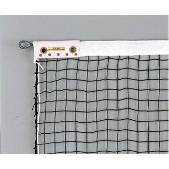 ソフトテニスネット ソフトダイニーマ240 (ブラック) (JS199432/D-6250BK)【QBI35】