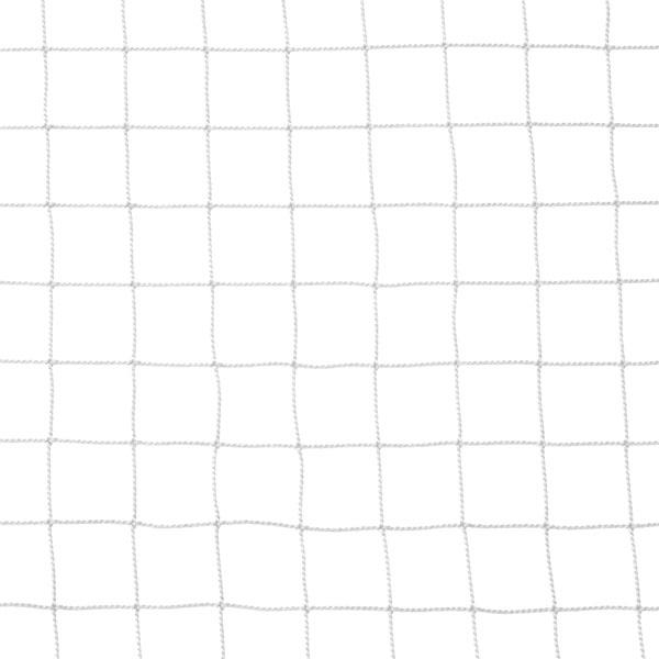 ハンドボ-ル/フットサルゴールネット20/90 (ホワイト) (JS199462/D-6601)