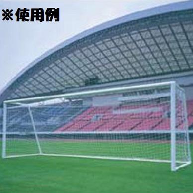 ネット 試合用 一般サッカーネット216 (ホワイト) D-6704W 特殊送料【ランク:E-1】 【DAN】 【QCA25】