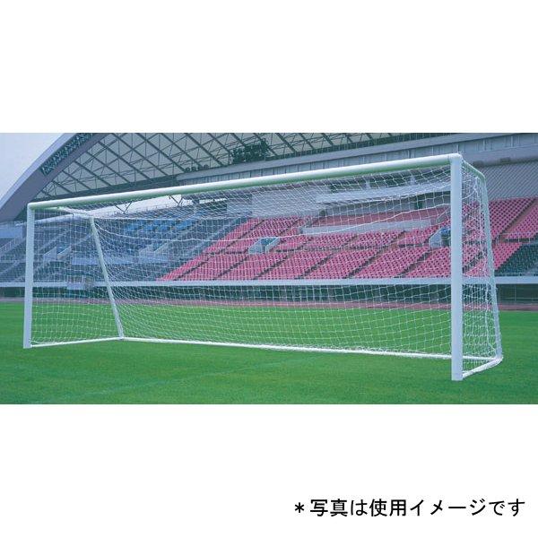 ネット 試合用 ジュニアサッカ-ネット216 (ホワイト) D-6713W 特殊送料【ランク:E-1】 【DAN】 【QCA25】