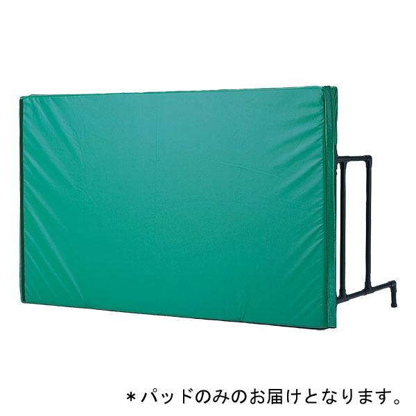 簡易式外野フェンス用パット(グリーン) D-6975G (JS199518)【送料区分:別途】【QBI35】