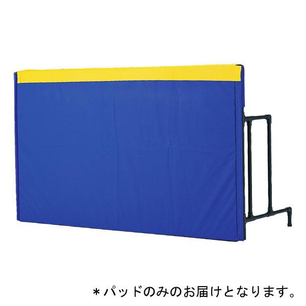 簡易式外野フェンス用パット(ライン入/ブルー) D-6976B (JS199519)【送料区分:別途】【QBI35】