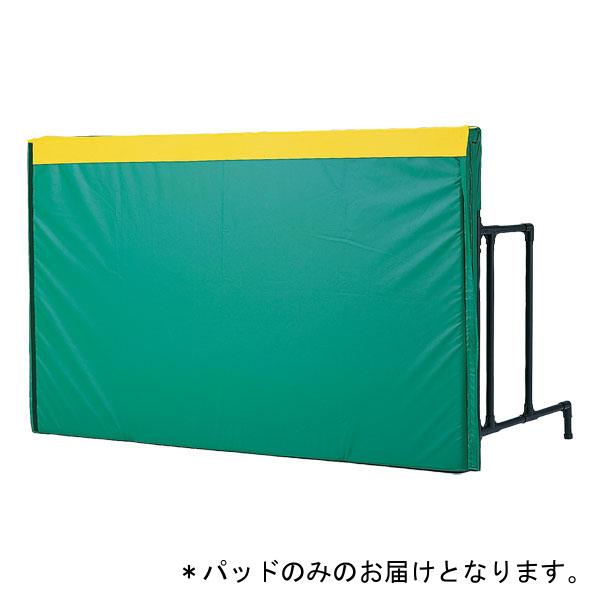 簡易式外野フェンス用パット(ライン入/グリーン) D-6976G (JS199520)【送料区分:別途】