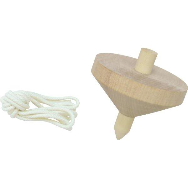 おもちゃ 木製 木のおもちゃ アーテック 贈り物 木製ゴマ 高い素材 小 AC207550 無着色 '002486 直径60 QCB27