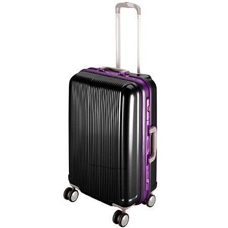 グレル トラベルスーツケース(TSAロック付きHFタイプ)(L/ブラック) (AP212805/UV-0010)【 UV-10 】【QBI35】
