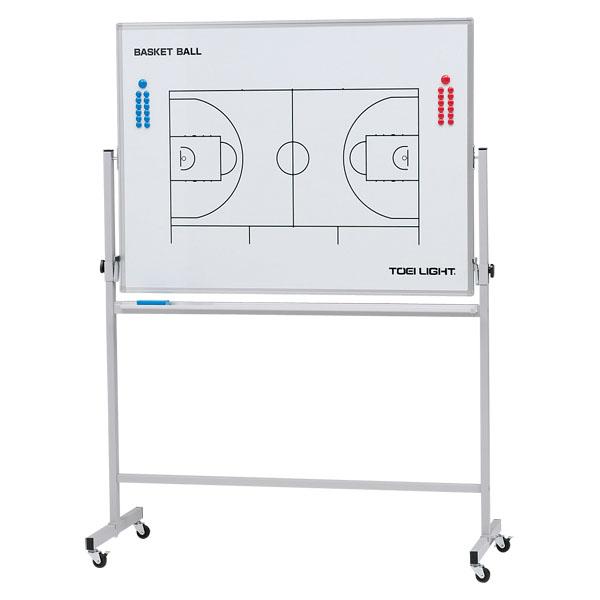 移動式作戦板(バスケット) B-2546 (JS221013)【送料区分:7】【QBI35】