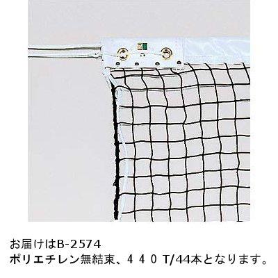 ソフトテニスネット (JS221041/B-2574)【QBI35】