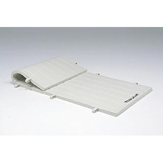 6cm合成スポンジマット(9号帆布)150×600×6cm T-1196 (JS221416)【送料区分:14】【QBI35】