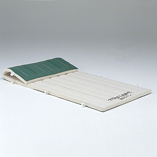 6cm抗菌ノンスリップコンビネーションマット(6号帆布)120×300×6cm T-1295 (JS221563)【送料区分:10】