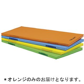 屋内外兼用防水型マット オレンジ T-2529V (JS221700)【送料区分:7】【QBI35】
