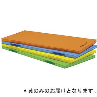 屋内外兼用防水型マット 黄 T-2529Y (JS221701)【送料区分:7】