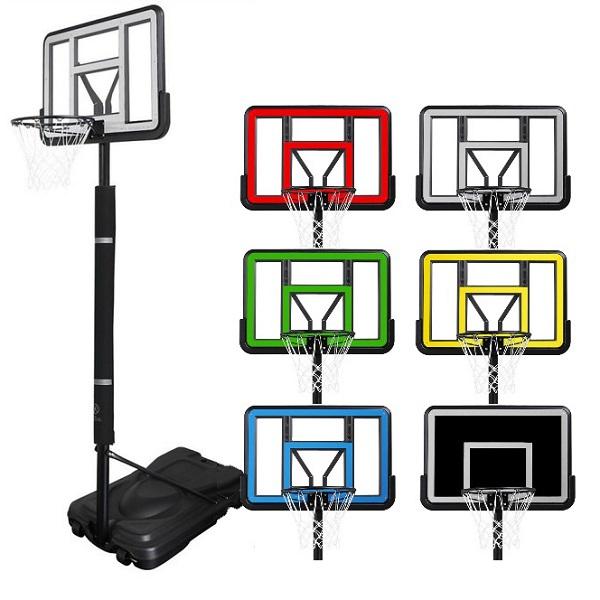 バスケットゴール 屋外 (FB229317/BG-405) 【バスケット ゴール305cmリング45cm】【バスケットボード】【QCA41】