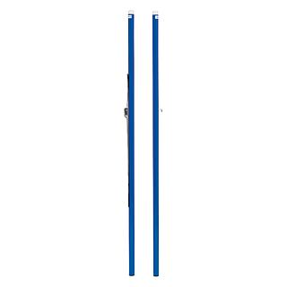 トーエイライト 支柱 バドミントンバドミントン支柱ベルト式(検/床下20cm)B-6301B 特殊送料:ランク【39】【TOL】【QCA04】