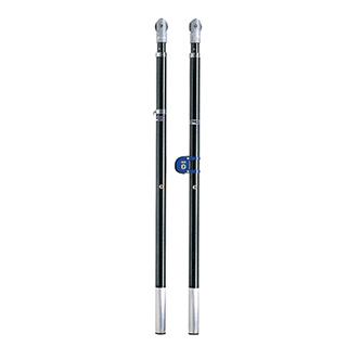 バレー支柱カーボン(床下30cm) B-5445C (TOL230064)【送料区分:9】【QBI35】