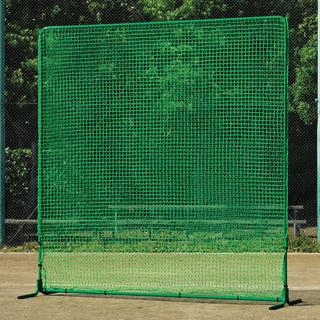 防球フェンスダブルネット3×3m B-6134 (TOL230122)【送料区分:10】